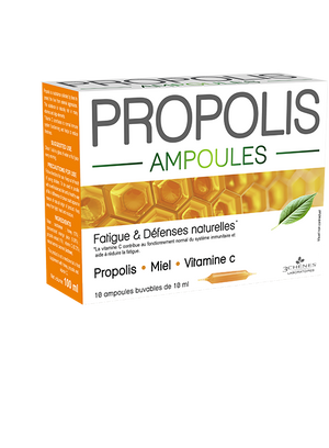 PROPOLIS MIEL 10AMP FATIGUE