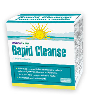 RAPID CLEANSE 7DAY PROGRAM R