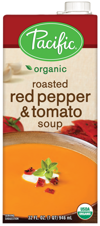 SOUP 1L RED PEPPER & TOMATO