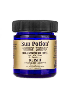REISHI ORGANIC 15G SUN POTION TRAVEL ALLY EDITION