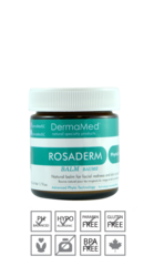 CREME ROSADERM 50ML DERMAMED