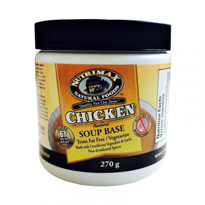 SOUP 270G CHICKEN NUTRIMAX