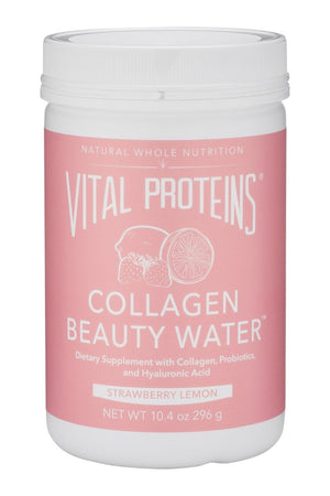 COLLAGEN BEAUTY WATER STRAWBERRY LEMON