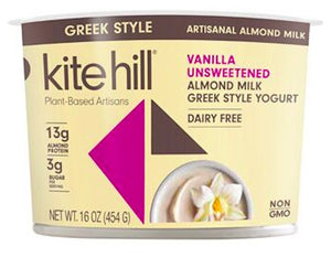 YOGURT 454G GREEK VANILLA UNSWEETENED