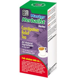 TEA CONSTIPATION RELIEF 20BA