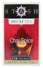 TEA STASH CHAI EPICE DECAFEI