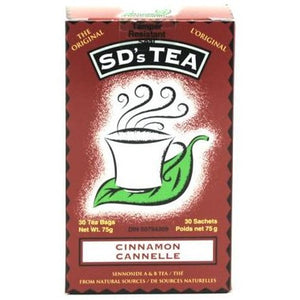 TEA SD'S CINNAMON 30'S SD'S