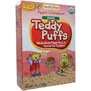 TEDDY PUFFS 156G BEBE HEALTH