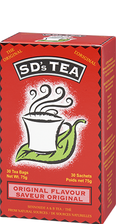 TEA SD'S ORIGINAL 30'S SD'S
