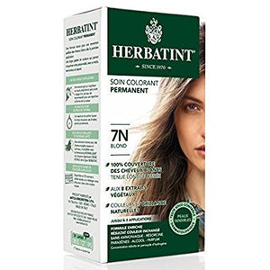 TINT 7N BLOND 120ML HBT