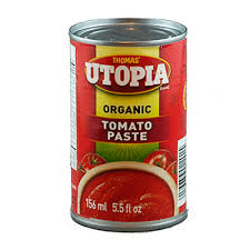 TOMATES PASTE 156ML ORG