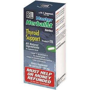THYROID SUPPORT 90CAP BELL