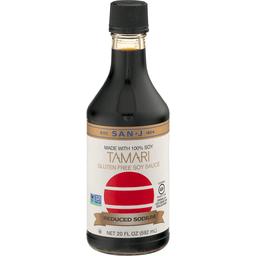 SAUCE 592M TAMARI LIGHT WHITE LABEL