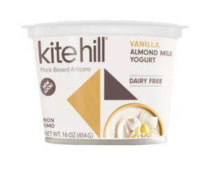 ALMOND MILK YOGURT 150G VANILLA