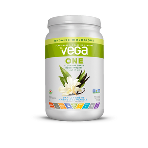 ALL IN ONE PROTEIN ORGANIC 625G VEGA VANILLA