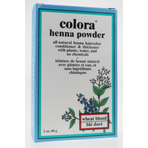 COLORA HENNA 60G WHEAT BLOND