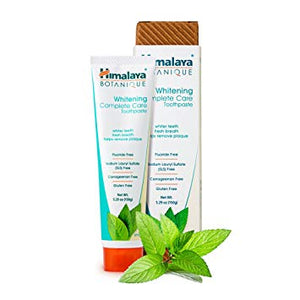 TOOTHPASTE 150G WHITENING MINT