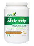WHOLE BODY GREENS+ 525G VAN