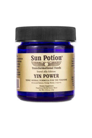 YIN POWER 15G SUNPOTION TRAVEL ALLY EDITION