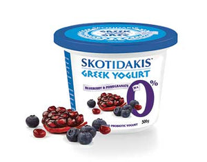 YOGURT GREC 500 BLUE E POMEG