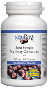 ACAI BERRY CONCENTRATE 90CAP