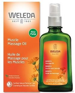 ARNICA 100ML MASSAGE OIL WEL