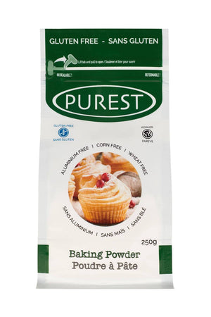 BAKING POWDER 250G gluten free and aluminium free