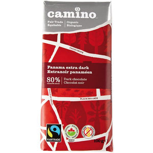 BAR CHOC 100G PANAMA 80%