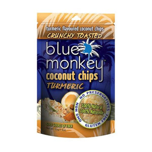 CHIPS 40G COCO TURMERIC BL