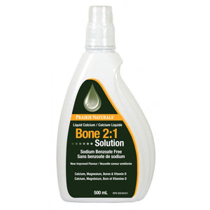 CALCIUM LIQ.2:1 BONE 500ML P