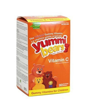C VIT 90GUMMY BEARS