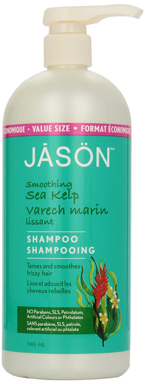 SHAMPOO 946M SEA KELP JASON