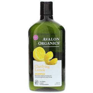 SHAMPOO 325M LEMON AVALON