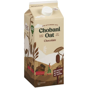 LAIT AVOINE 1.53L CHOCOLATE