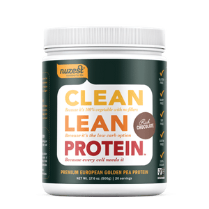 CLEAN LEAN PROTEIN PLANT BASED 500G CHOCOLATE