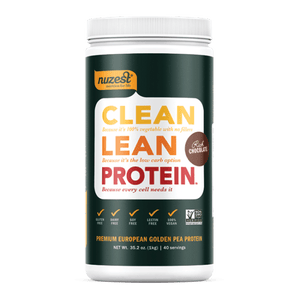 CLEAN LEAN PROTEIN PLANT BASED 1KG CHOCOLATE
