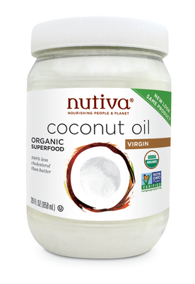 OIL COCONUT 823G NUTIVA