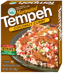 COCONUT CURRY 198G TEMPEH