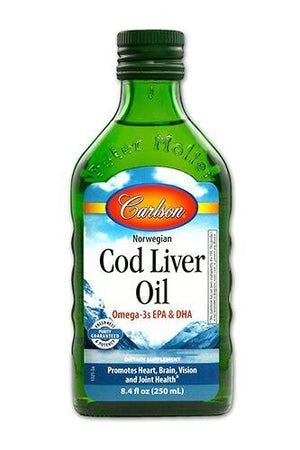 COD LIVER OIL 250ML UNFLAVOU