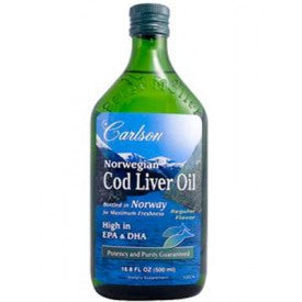 COD LIVER OIL 500ML REGULAR