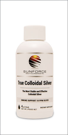 COLLOIDAL SILVER 236M TRUE S