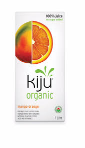 JUS KIJU 1L MANGO ORANGE