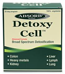 DETOXY CELL 20DAY PROGRAM