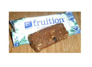 BAR FRUITION 48G BLEUET. PRO