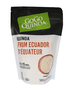 QUINOA 500G NATURAL EQUATEUR (Ecuador)