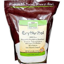 ERYTHRITOL 1.134G NOW