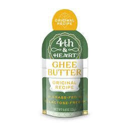 GHEE 20g (packet) ORIGINAL - on the go
