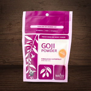 GOJI POWDER 113G NAVITAS