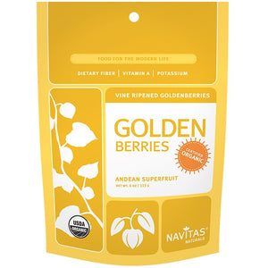GOLDEN BERRIES 227G NAVITAS