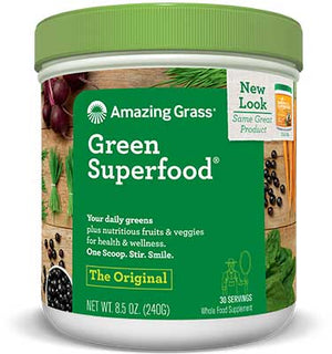 GREEN SUPERFOOD 240G ORIGINA